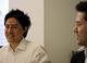 写真:株式会社イーストビーム代表取締役副社長 バロン=森山 マーコス様最高プロダクト責任者取締役 バロン=森山 クリストフ様